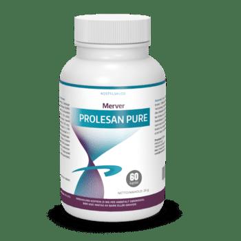 Cum funcționează suplimentul dietetic Prolesan Pure forum?