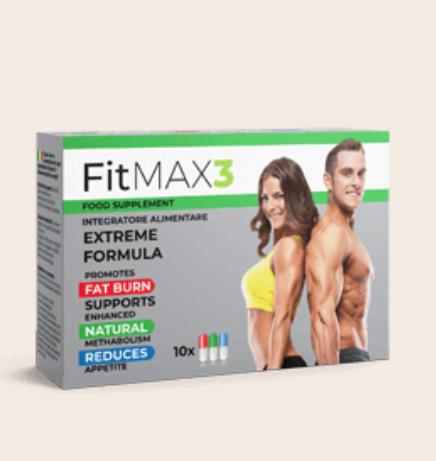 Slăbire fără efectul yo-yo numai cu FitMAX3.